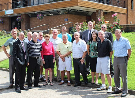 Image of Wilton golf club embraces new technology to improve staff health and safety training